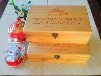 Trà Quý Phi (Hộp gỗ hút chân không)