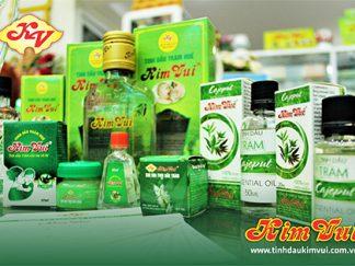Melaleuca oil Kim Vui