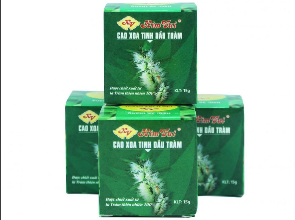 Hue specialty - Rubbing essential oils Melaleuca Hue