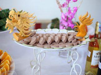 Đặc sản Huế - Chả bò Bảy Khánh