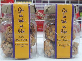 Đặc sản Huế - Kẹo đậu nành Mộc Truly - 100gr