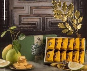 Bánh thanh trà Nguyễn Triều hộp âm dương