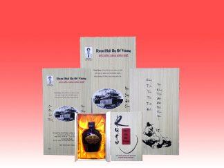 Đặc sản cung đình huế - Rượu nhất dạ đế vương