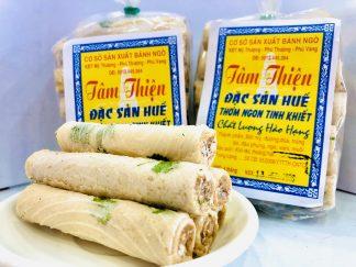 Đặc sản Huế - Bánh ngò tròn Tâm Thiện - 100gr