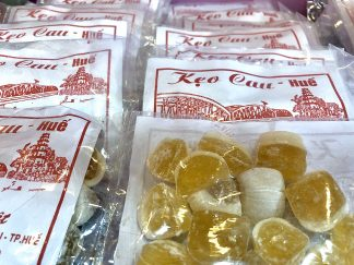 Đặc sản Huế - Kẹo cau