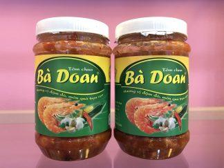 Đặc sản Huế - Mắm tôm chua Bà Doan - 500gr