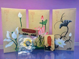 Đặc sản Huế - Trà hoa sen Huế Mộc Truly - 5 bông