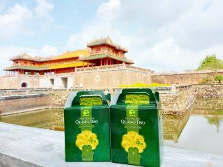 Đặc sản Huế - Trà rau má Quảng Thọ loại thượng hạng