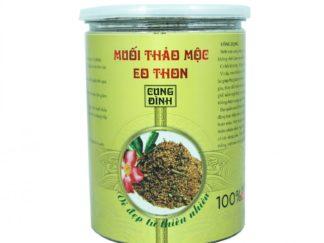 Muối thảo mộc eo thon cung đình Huế Kim Vui - 500gr