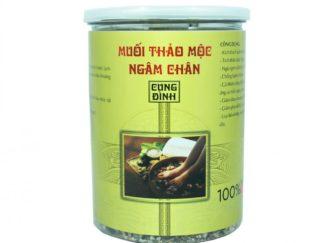 Muối thảo mộc ngâm chân cung đình Huế - Kim Vui - 500gr