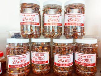 Đặc sản Huế - Cá cơm rim Cô Ri - 500gr
