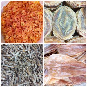 Đặc sản Huế - hải sản khô Thuận An - Đặc sản Huế chính gốc